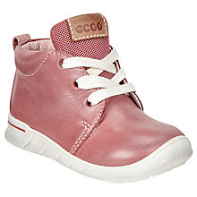 Buy ECCO First Bootie Infant Shoes Online at johnlewis.com