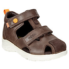 Buy ECCO Peekaboo Sandals Online at johnlewis.com