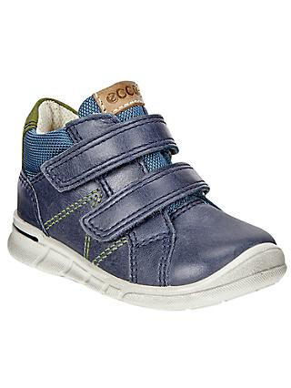 ECCO Children's First Shoe, Blue