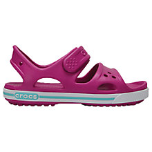 Buy Crocs Children's Crocband II Sandals Online at johnlewis.com