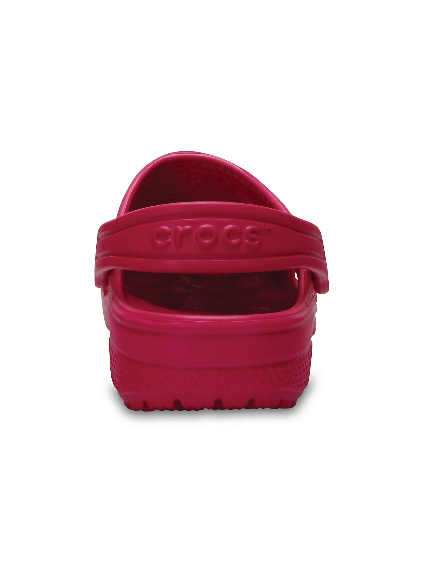 4e929f857328f Crocs Children s Classic Croc Clogs at John Lewis   Partners