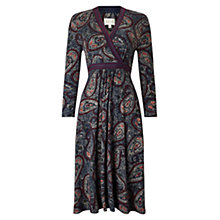 Buy East Zareen Print Jersey Dress, Multi Online at johnlewis.com