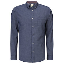 Buy Selected Homme Frankie Shirt, Dark Navy Online at johnlewis.com