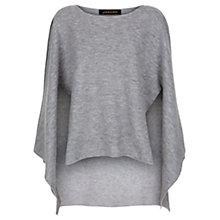 Buy Jaeger Laboratory Collection Cape, Dark Grey Online at johnlewis.com