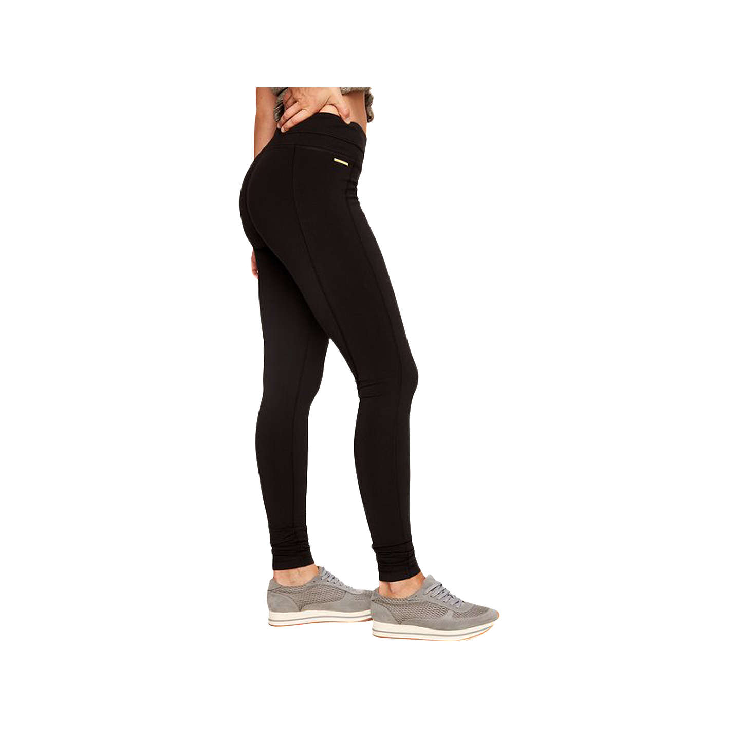 Offer: Lolë Motion Yoga Leggings, Black At John Lewis