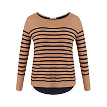 Buy Celuu Stripe Jumper, Multi Online at johnlewis.com