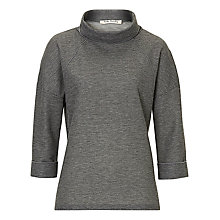 Buy Betty Barclay Roll Neck Tunic, Grey Online at johnlewis.com