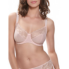 Buy Fantasie Zoe Side Support Underwired Bra, Petal Online at johnlewis.com