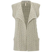 Buy White Stuff Alpine Cardigan, Grey Online at johnlewis.com