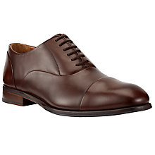 Buy John Lewis Goodwin Oxford Leather Lace-Up Shoes Online at johnlewis.com