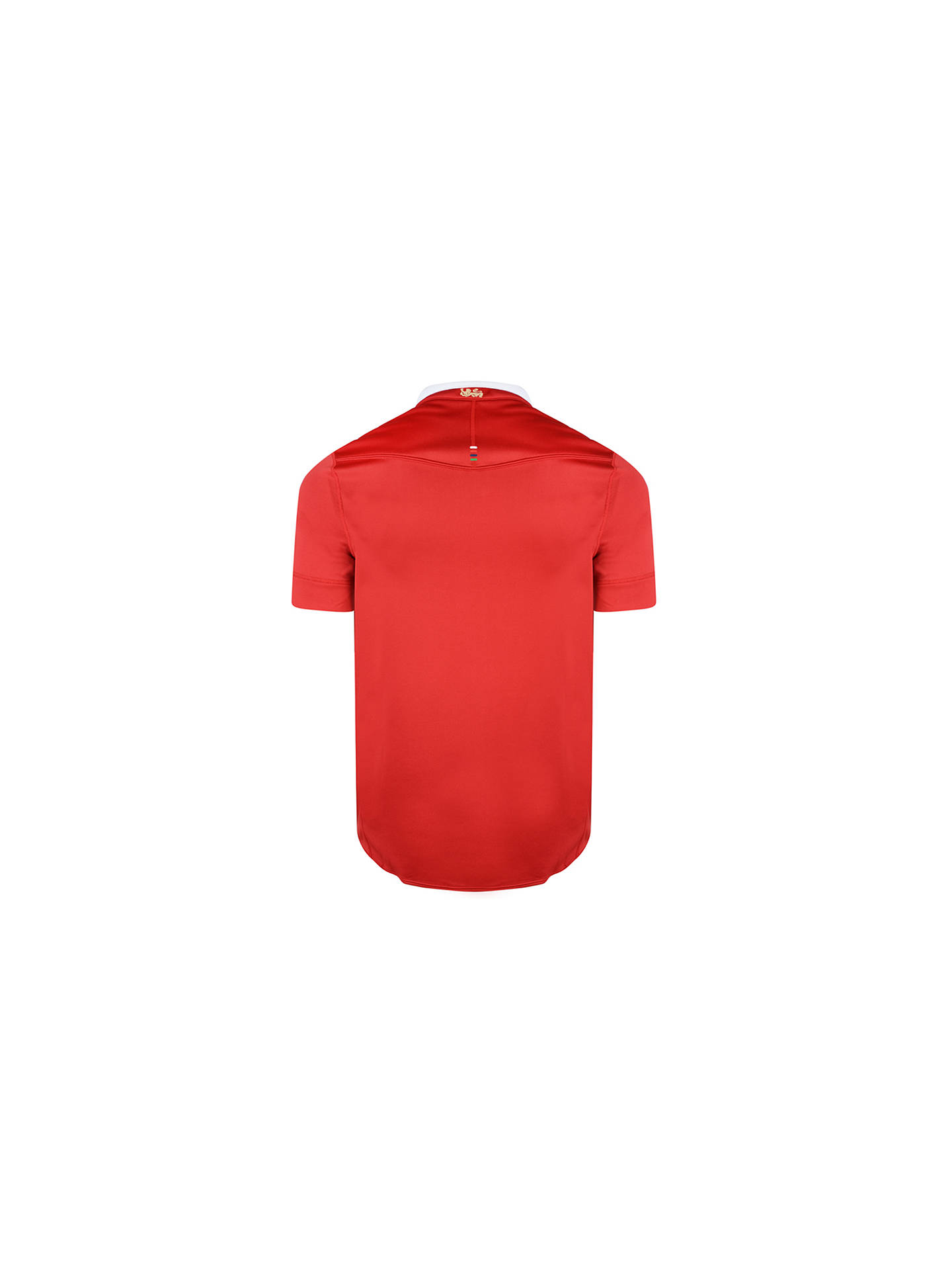 95e96c493f5 ... Buy Canterbury of New Zealand British and Irish Lions Match Day Pro  Rugby Shirt, Red ...