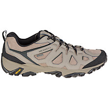Buy Merrell Moab FST GTX Waterproof Men's Walking Shoes, Brown Online at johnlewis.com