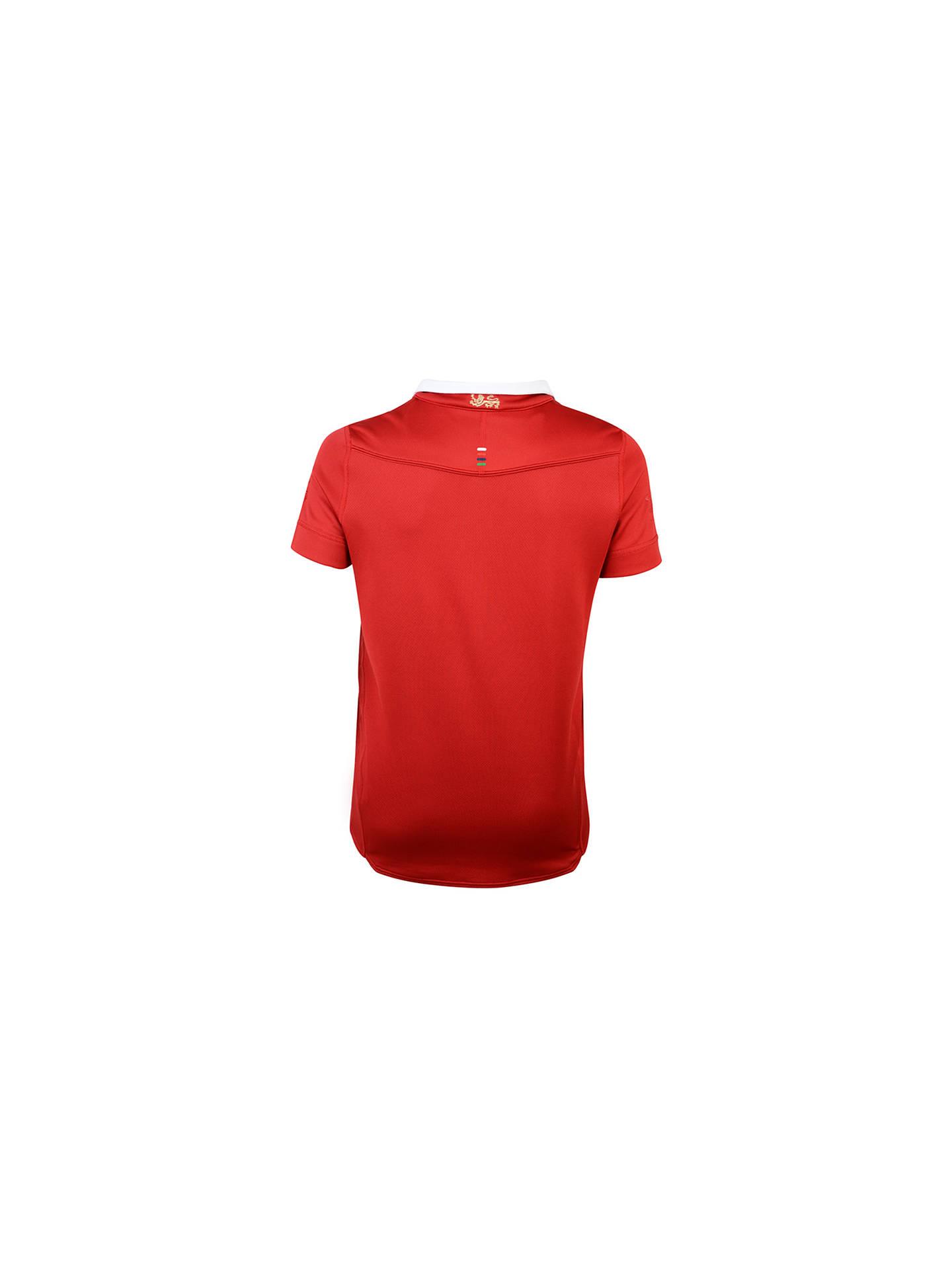 cf4e840d036 ... Buy Canterbury of New Zealand British and Irish Lions Match Day Pro  Children's Rugby Shirt, ...