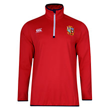 Buy Canterbury of New Zealand British and Irish Lions Thermoreg Base Layer Top, Red Online at johnlewis.com