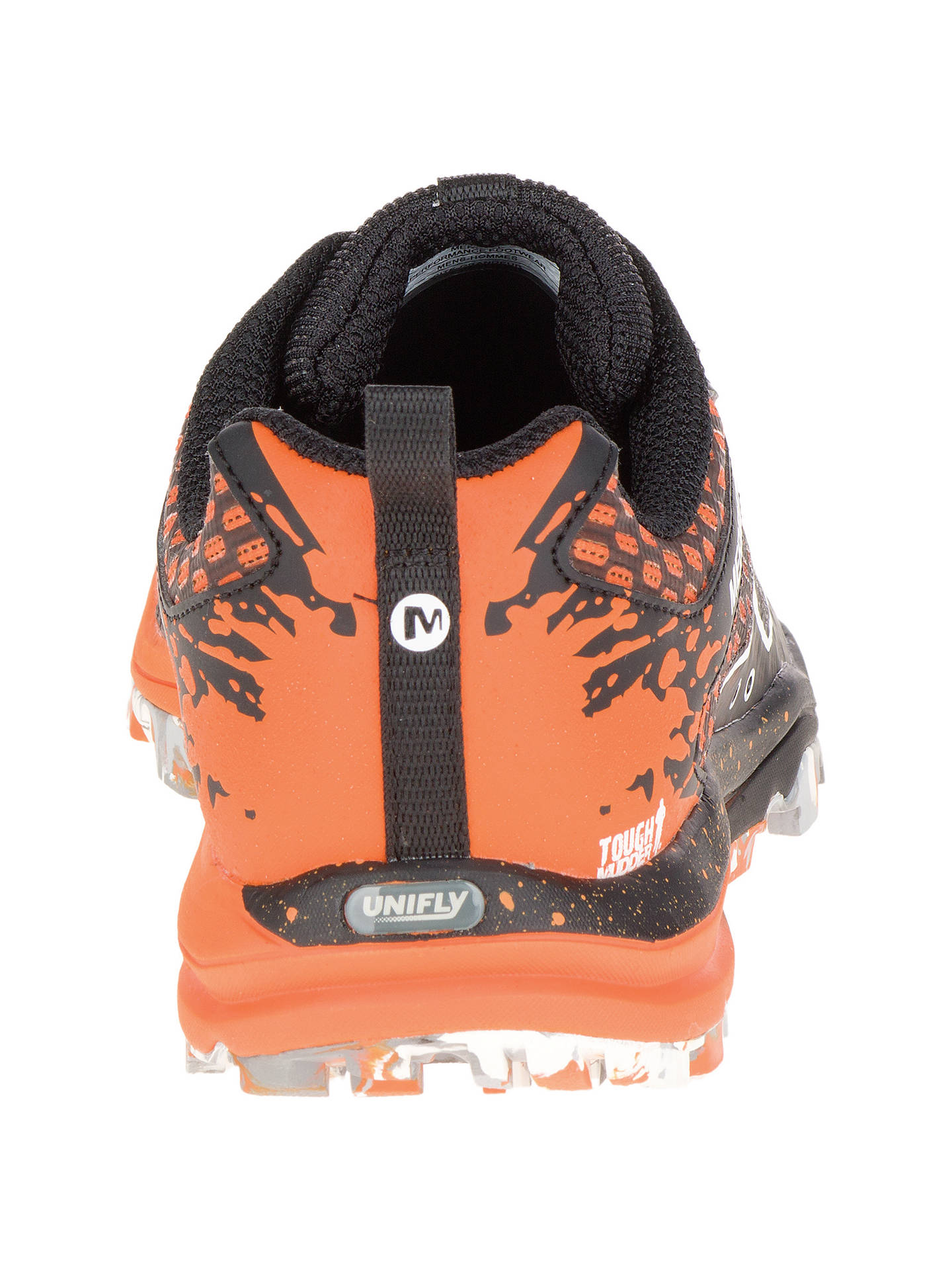 Merrell All Out Crush Tough Mudder Men's Trail Running Shoes