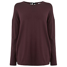 Buy Warehouse Tie Back Top Online at johnlewis.com