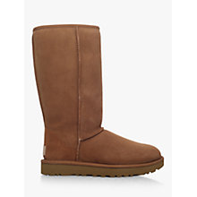 Buy UGG Classic II Tall Sheepskin Knee High Boots Online at johnlewis.com
