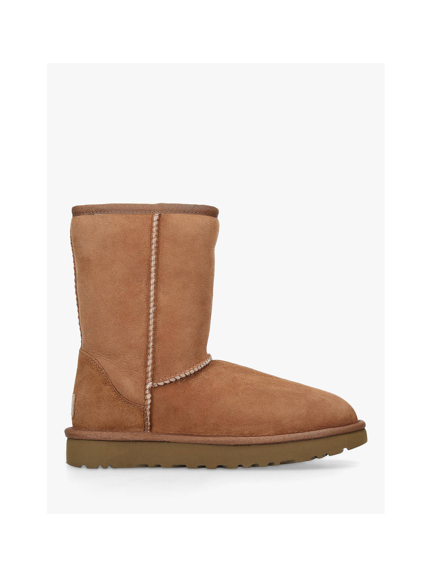 2e5bbe4306 UGG Classic II Short Sheepskin Ankle Boots at John Lewis   Partners