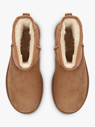 763195b8cff UGG Classic II Mini Sheepskin Ankle Boots