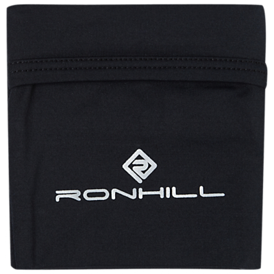 Ronhill Running Stretch Waistpocket, Black/Charcoal
