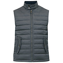 Buy Ted Baker Dylan Quilted Down-Filled Gilet Online at johnlewis.com
