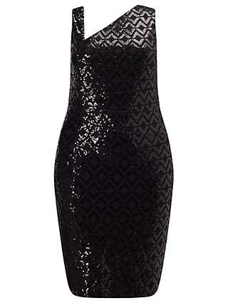 Studio 8 Robyn Dress, Black