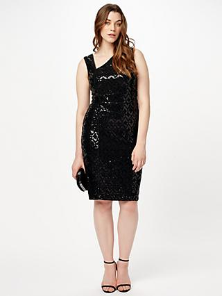 Studio 8 Robyn Dress, Black