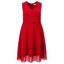 Buy Studio 8 Bailey Dress, Red Online at johnlewis.com