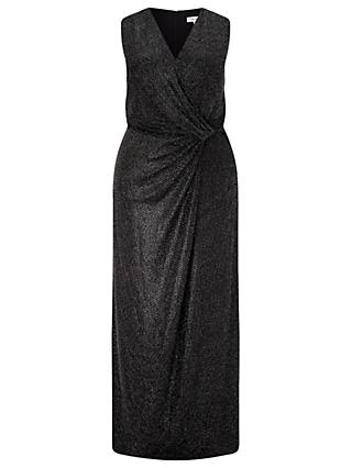 Studio 8 Tilly Maxi Dress, Silver