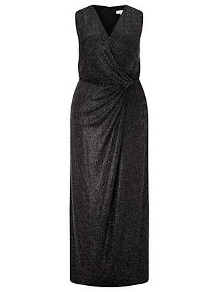 Studio 8 Tilly Maxi Dress, Silver