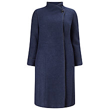 Buy Studio 8 Verity Coat, Navy Online at johnlewis.com