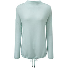 Buy Pure Collection Babington Gassato Jumper, Opal Online at johnlewis.com