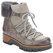 Buy John Lewis Philomena Zip Up Hiker Boots Online at johnlewis.com