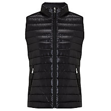 Buy Lauren Ralph Lauren Soft Down Gilet, Black Online at johnlewis.com