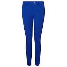 Buy Lauren Ralph Lauren Padmara Stretch Twill Trousers Online at johnlewis.com