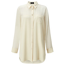 Buy Marella Spira Shirt, White Online at johnlewis.com