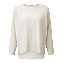 Buy Marella Nodo Jumper, Cream Online at johnlewis.com