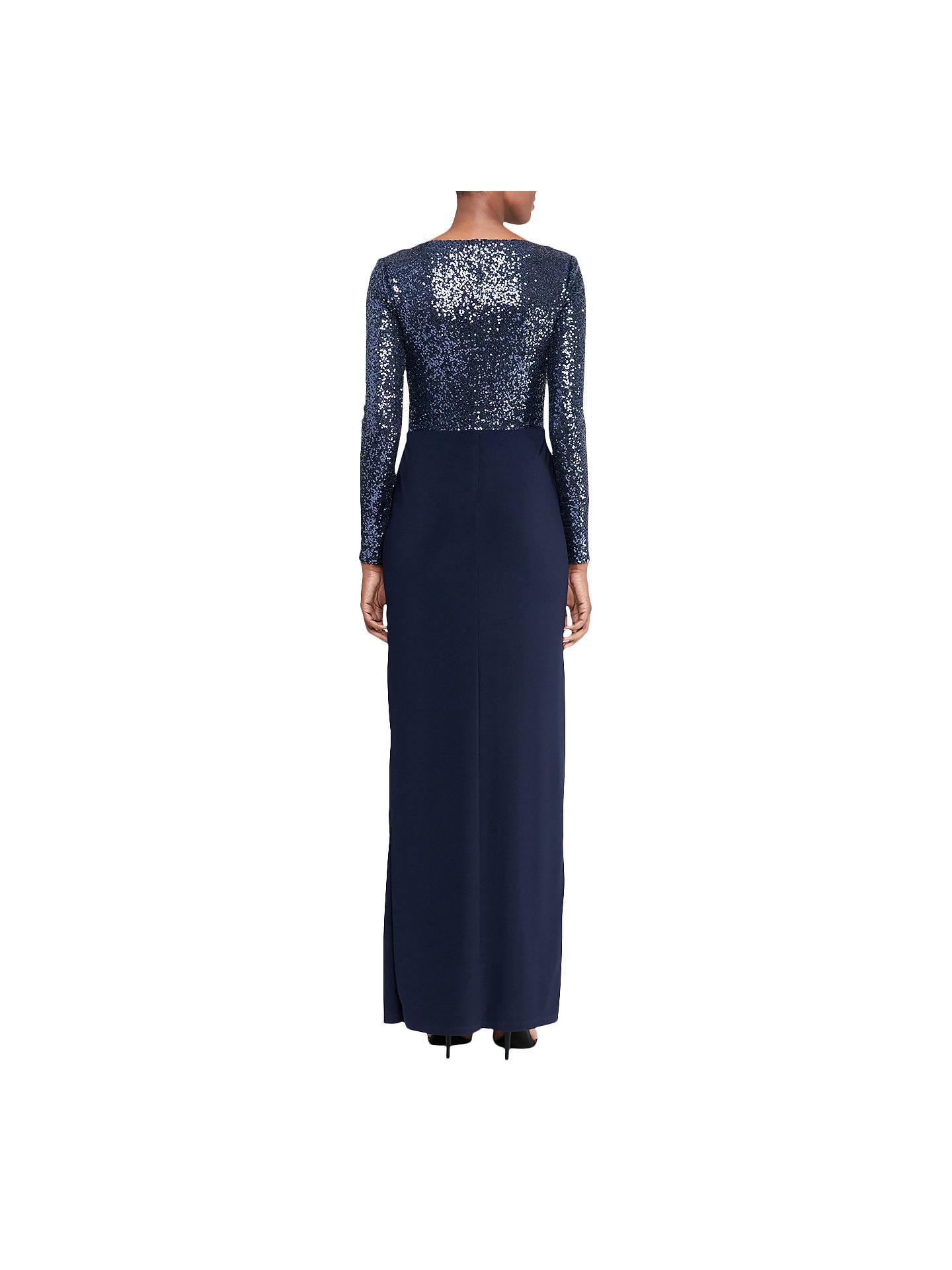 38134d03247 Buy Lauren Ralph Lauren Sequin Maxi Dress