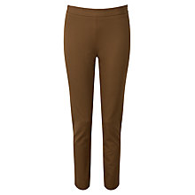 Buy Pure Collection Stretch Zip Pocket Trousers Online at johnlewis.com