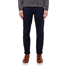 Buy Ted Baker Rustler Trousers, Navy Online at johnlewis.com