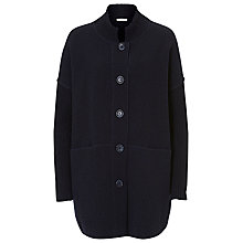 Buy Betty Barclay Long Knitted Cardigan, Dark Sky Online at johnlewis.com