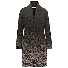 Buy Betty Barclay Unlined Animal Print Jacket, Grey/Taupe Online at johnlewis.com
