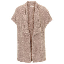 Buy Betty Barclay Sleeveless Cardigan, Moon Rock Online at johnlewis.com