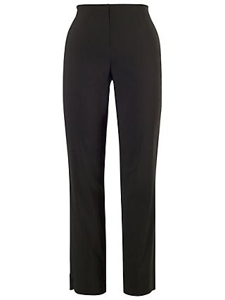 Chesca Pull On Trousers, Black