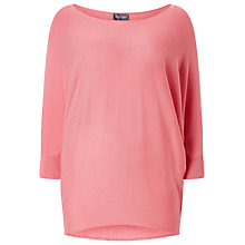 Buy Phase Eight Becca Batwing Jumper, Blush Online at johnlewis.com