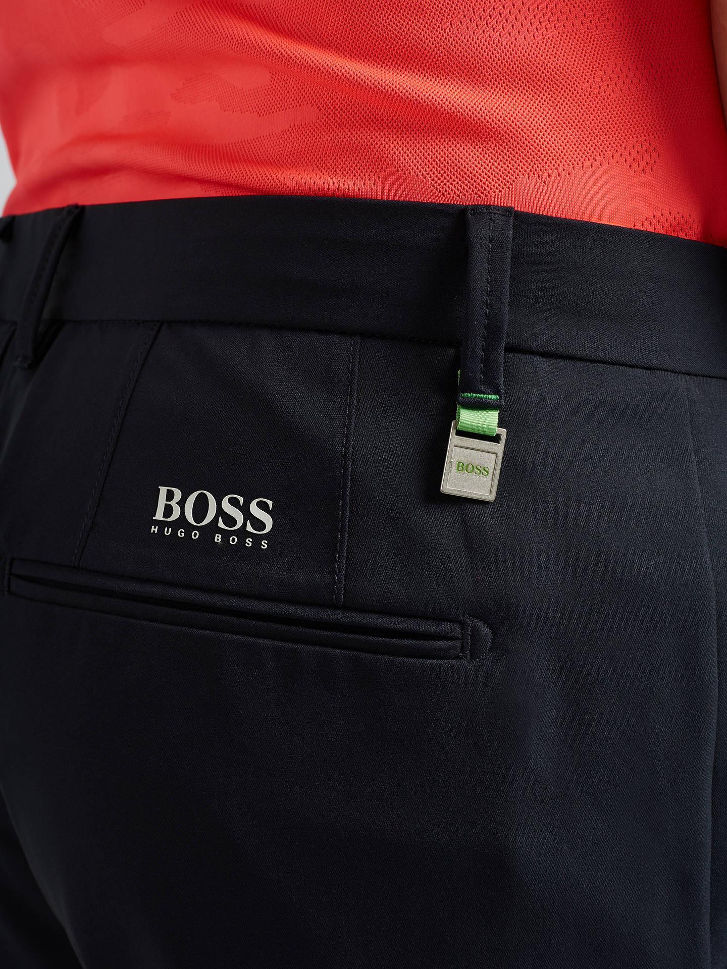 db3f8092d ... Buy BOSS Green Pro Golf Hakan Slim Fit Trousers , Navy, 36R Online at  johnlewis