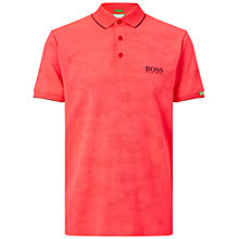 Buy BOSS Green Pro Golf Paddy MK 2 Polo Top Online at johnlewis.com