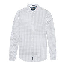 Buy Original Penguin Tattersall Check Slim Fit Shirt Online at johnlewis.com