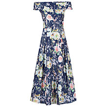 Buy Jolie Moi Lace Bonded Sequin Floral Dress Online at johnlewis.com