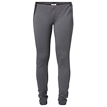 Buy Mamalicious Power Jersey Maternity Leggings, Grey Melange Online at johnlewis.com